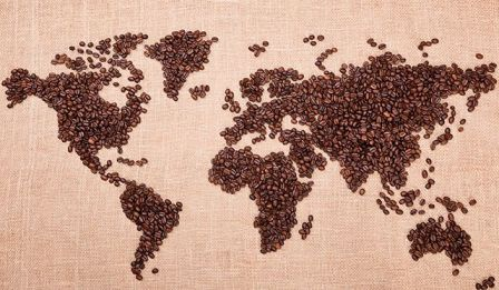 Coffee Beans Origin