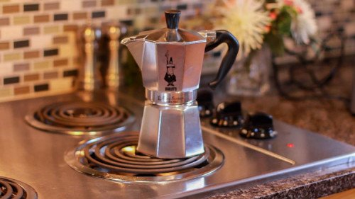 Moka Pot Brewing