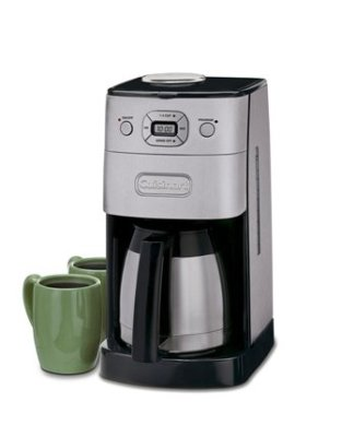 Cuisinart DGB 650 BC Coffee Maker