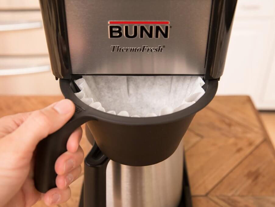 bunn velocity coffee maker