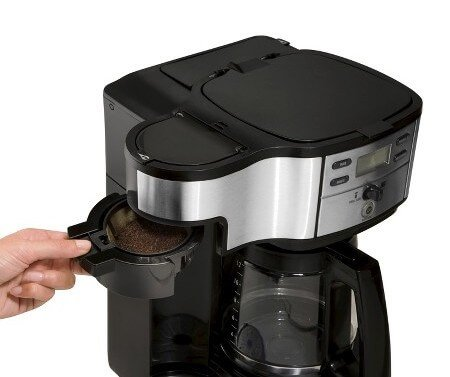 Hamilton Beach 49980z 2 In 1 Brewer