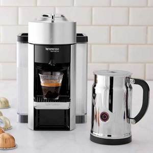 Nespresso Vertuo at Kitchen Counter