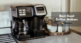 Best Dual Coffee Maker (2 way Brewer)