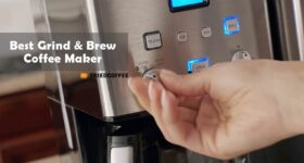 10 Best Coffee Makers With Grinder – Grind And Brew