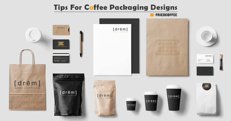 Coffee Packaging Design Tips