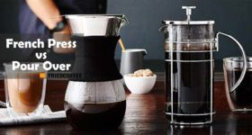 French Press vs Pour Over Brewing