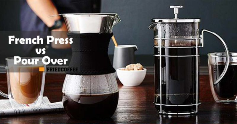 French Press vs Pour Over