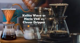 Hario V60 vs Kalita Wave Vs Clever Dripper