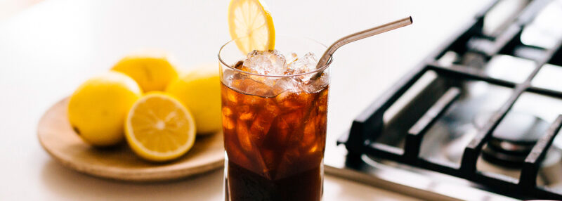 Iced Coffee Lemonade