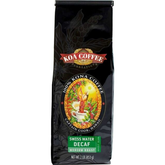 Koa Coffee Decaf