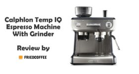 Calphalon Temp IQ Machine With Grinder