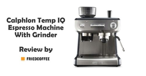 Calphalon Temp IQ Machine With Grinder Review