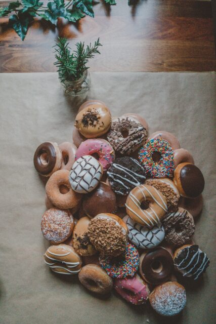 Donuts by Dunkin