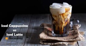 Iced Cappuccino Vs Iced Latte – Comparison & Recipes
