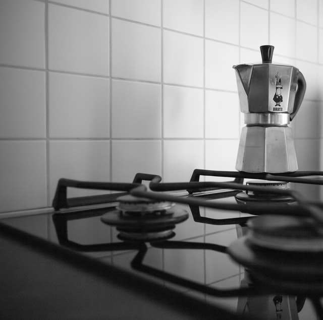 Stove Top Moka Pot