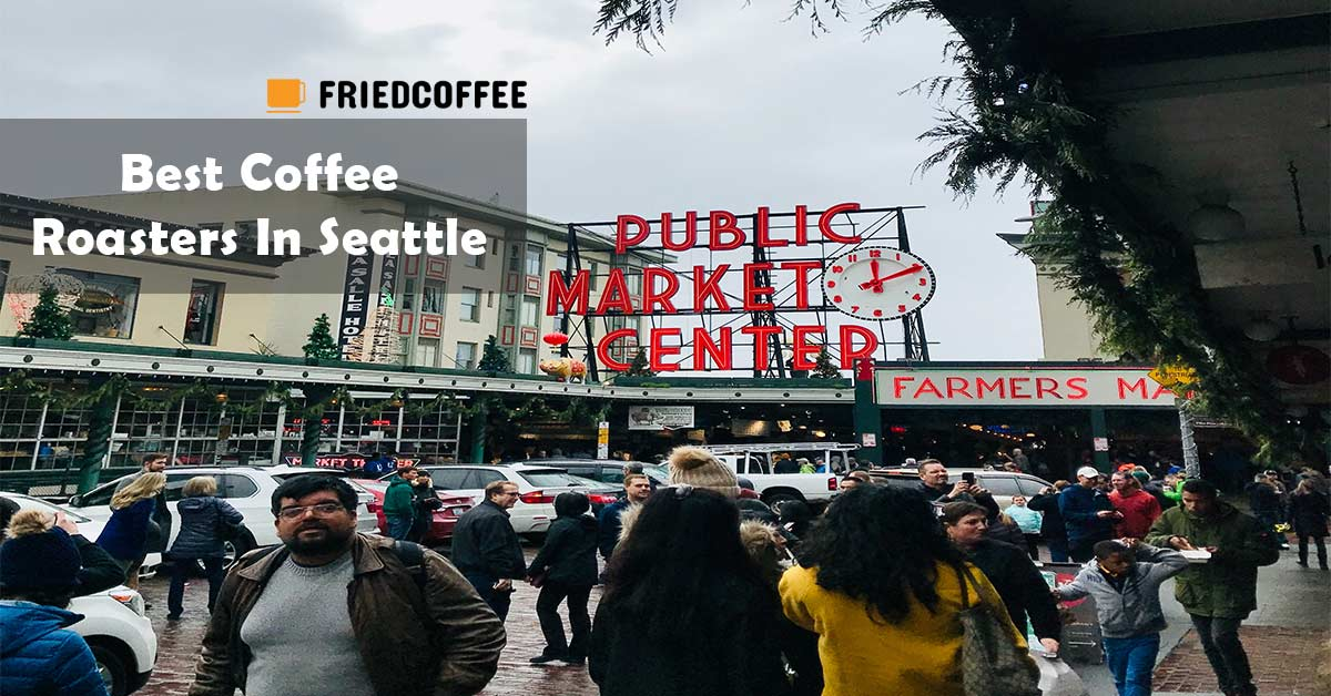 Best Seattle Coffee Roasters