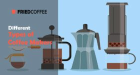 Most Common Types of Coffee Makers