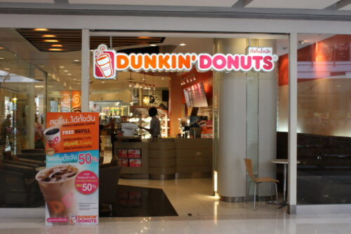 Dunkin Donuts Outlet